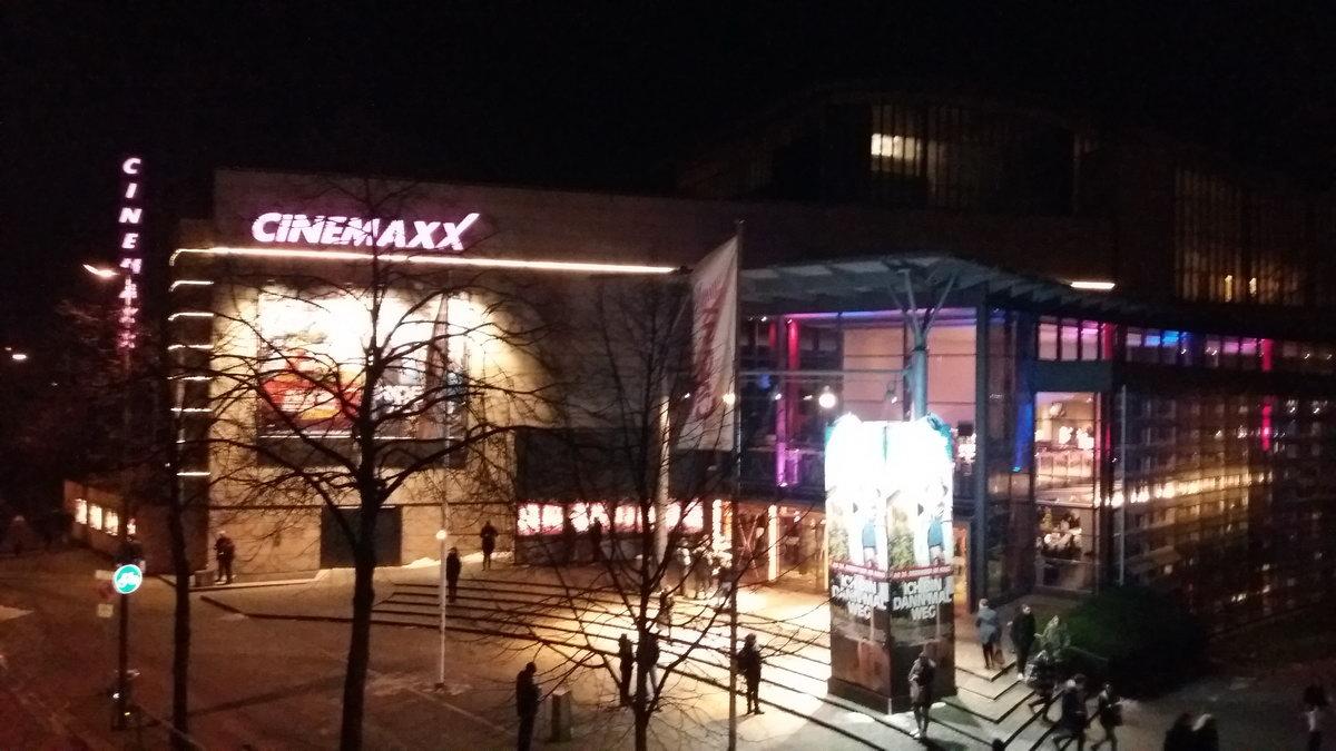 CinemaxX Kino Hamburg Dammtor